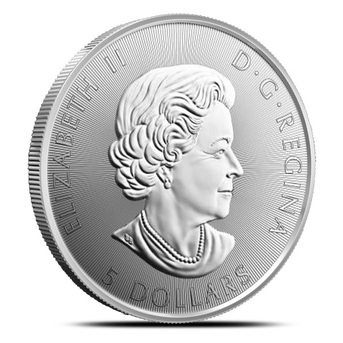 2017 Silver Yoyager Coin Reverse