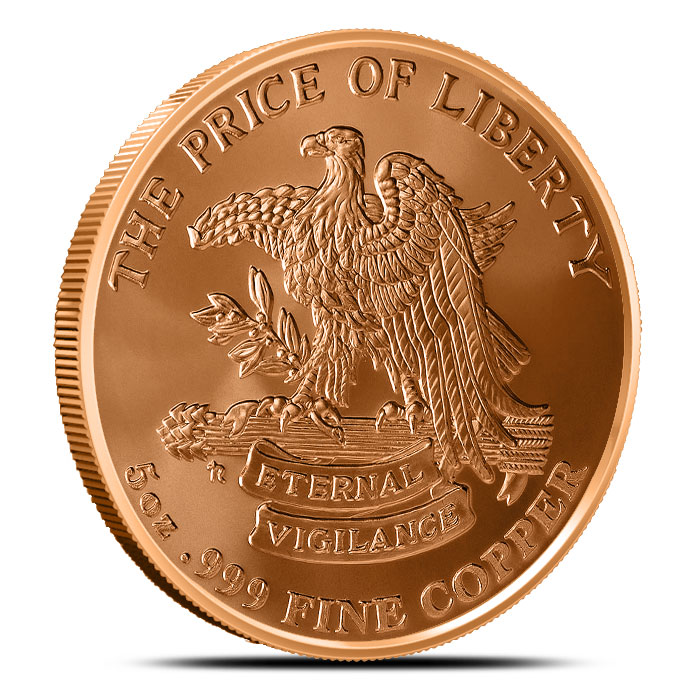 5 ounce Copper Don