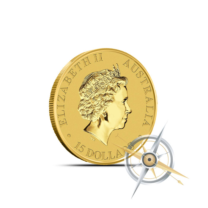 2016 tenth ounce Australian Gold Kangaroo