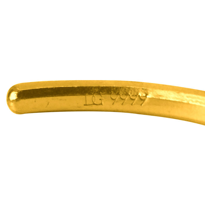 Gold Bullion Bracelet | Hallmark