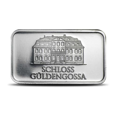 Geiger 20 gram Silver Bar