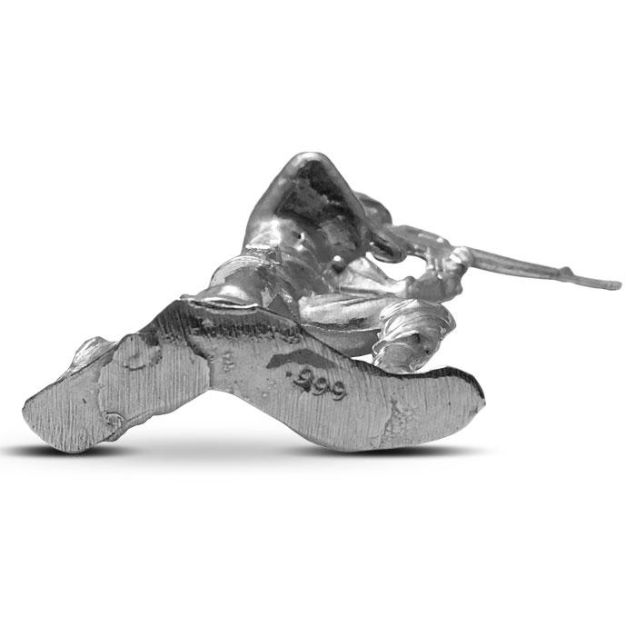 Rifleman Silver Soldier | 999 Fine Silver