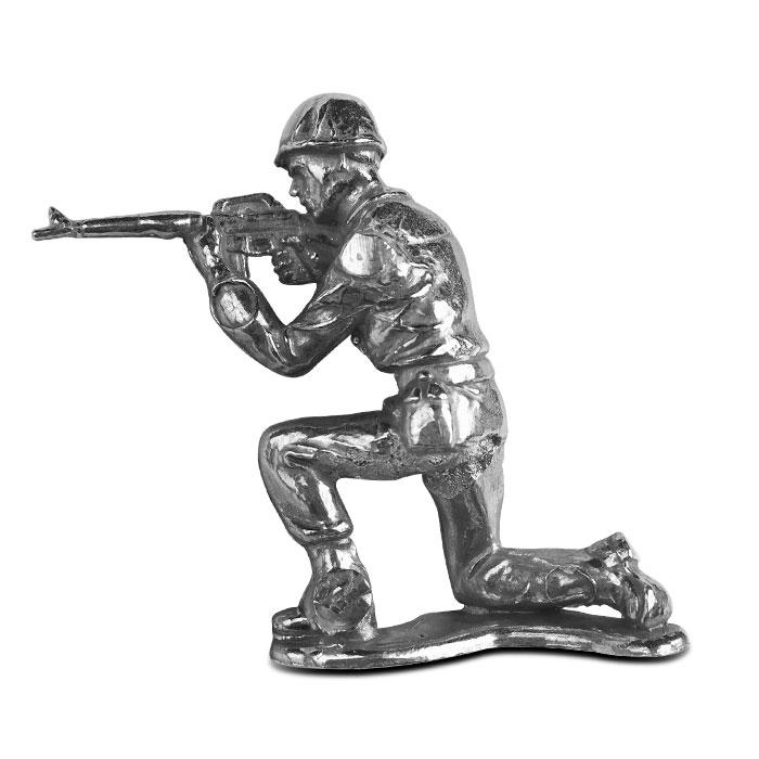 Rifleman Silver Soldier | Silver Soldier Bullion