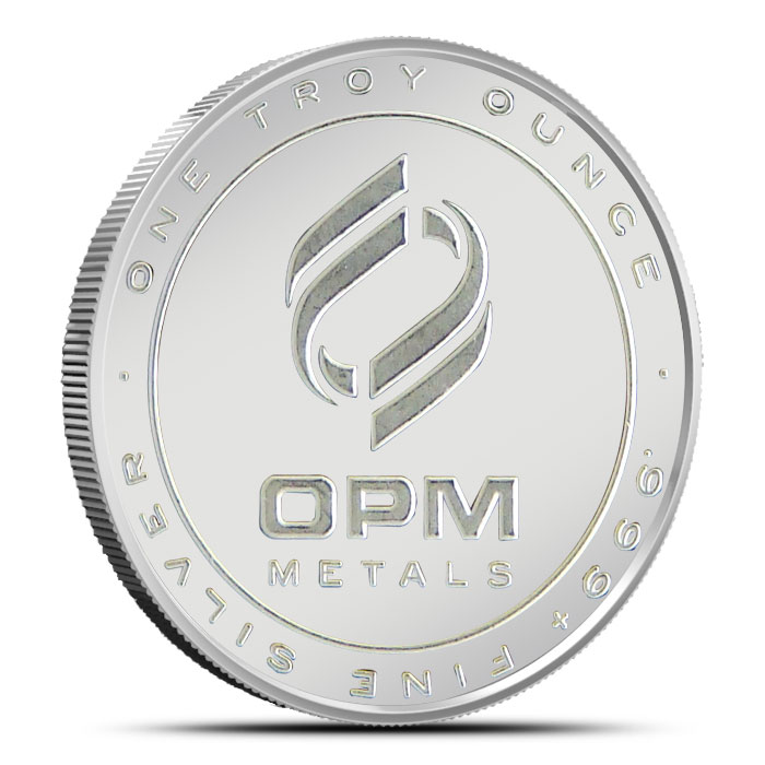 OPM Monster Box   500-1 oz Silver Coins Obverse