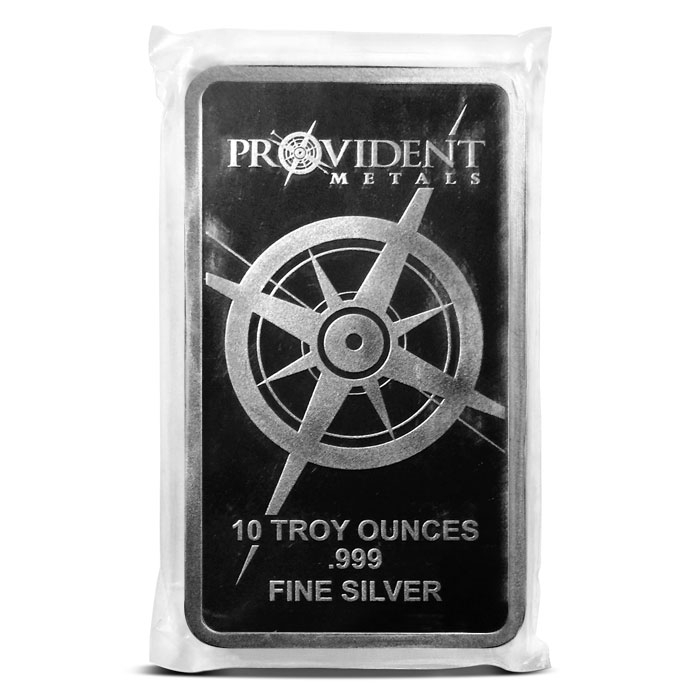 Provident 10 oz Bar in Plastic