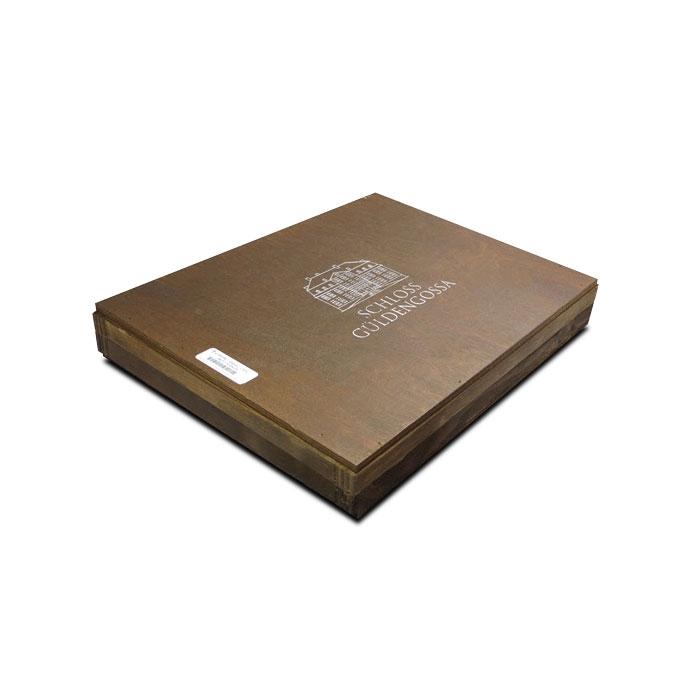 1 Kilo Geiger Security Line Silver Bar Box