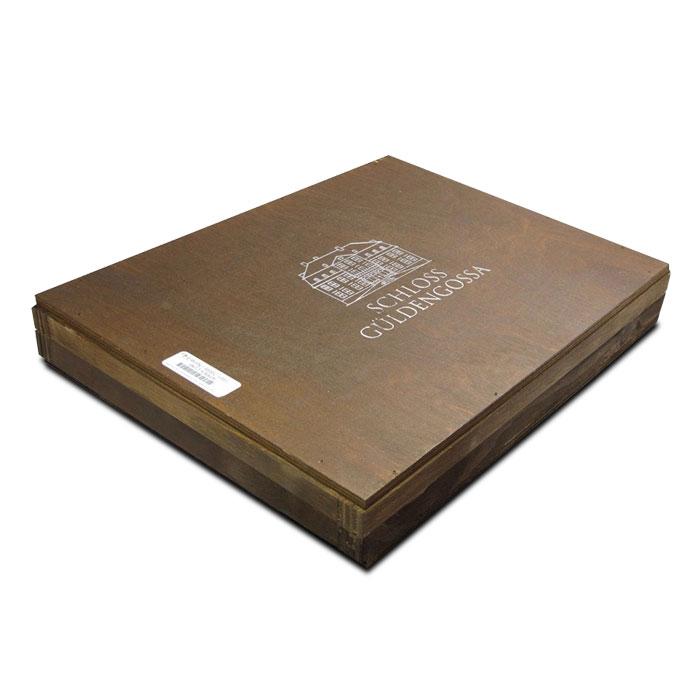 5 Gram Geiger Security Line Silver Bar Box