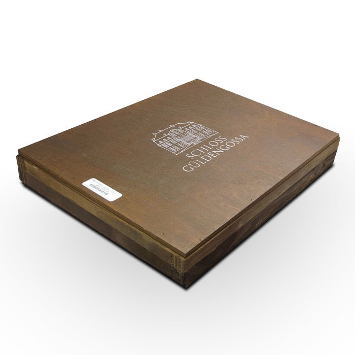 10 Gram Geiger Security Line Silver Bar Box