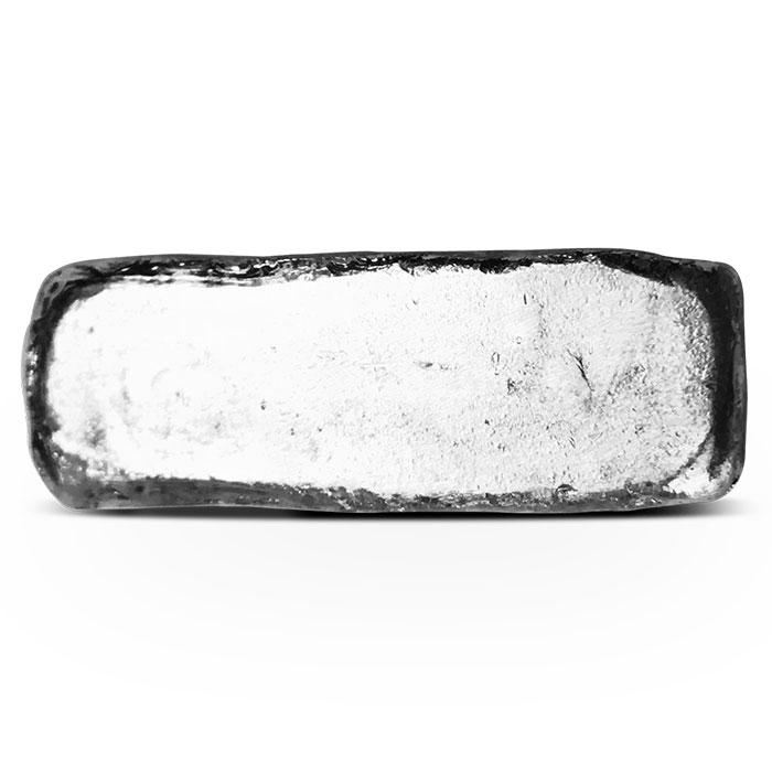 Kitkat two ounce Poured Silver Bar | MK BarZ