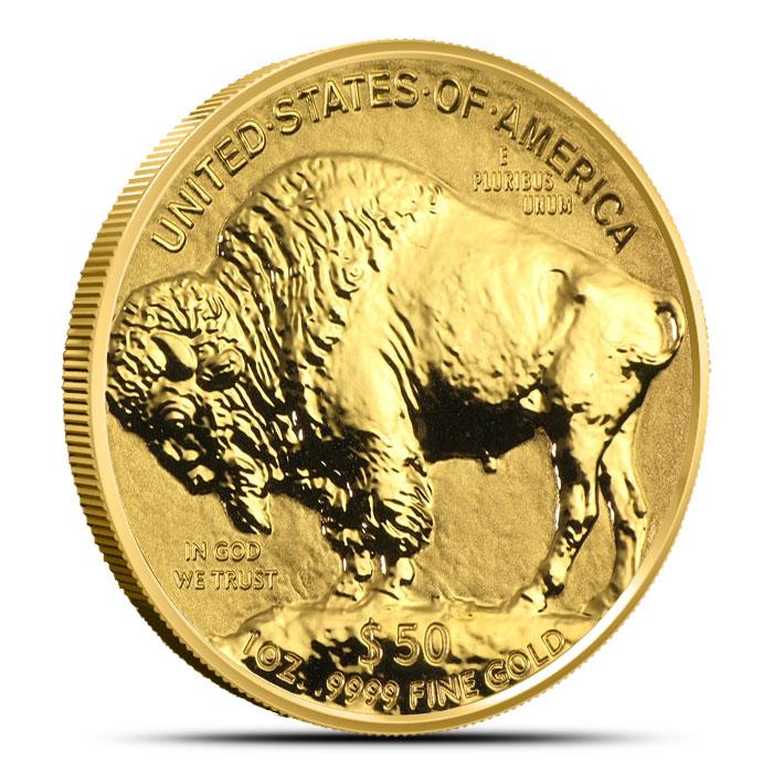 2013-W Reverse Proof Gold Buffalo Reverse