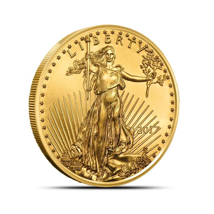 American Gold Eagle   1/2 oz