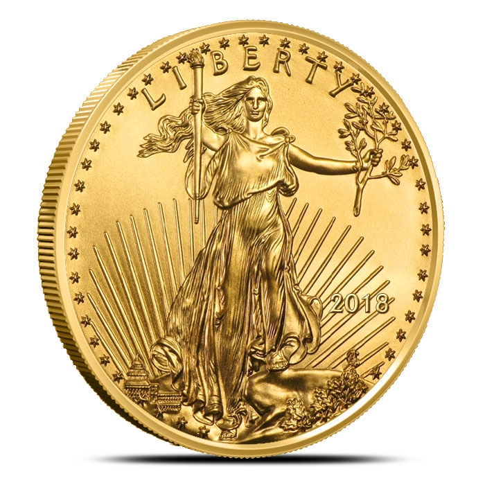 2018 American Gold Eagle