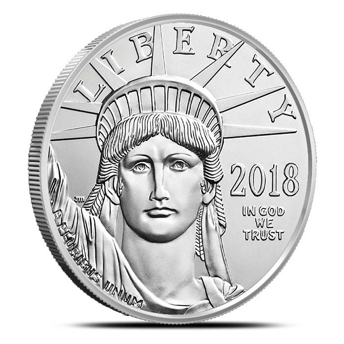 2018 1 oz Platinum American Eagle