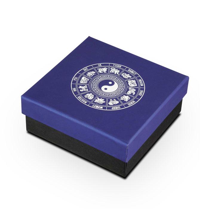 2014 RAM $1 1 oz Silver Year of the Horse Coin   Lunar Series Box 2