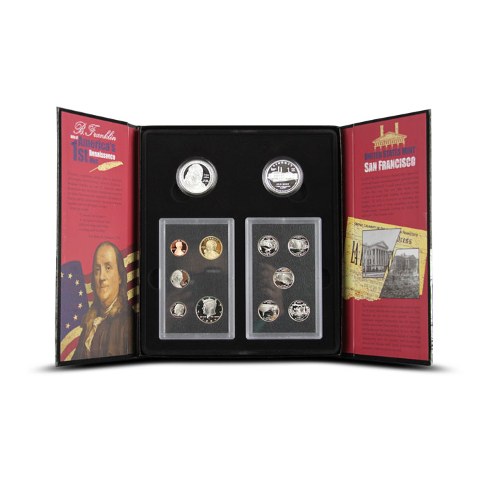 2006 American Legacy Collection | US Mint Inside