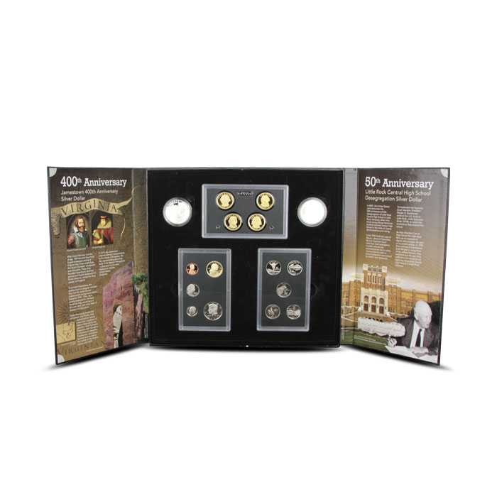2007 American Legacy Collection | US Mint Inside