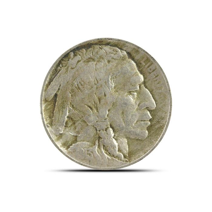 1913 P Type 1 Buffalo Nickel | Circulated