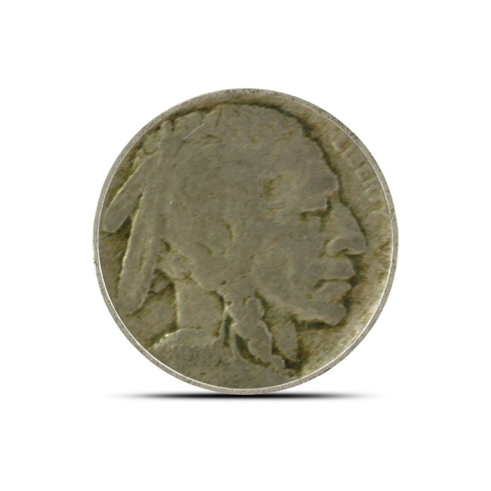 1914 P Buffalo Nickel | Circulated