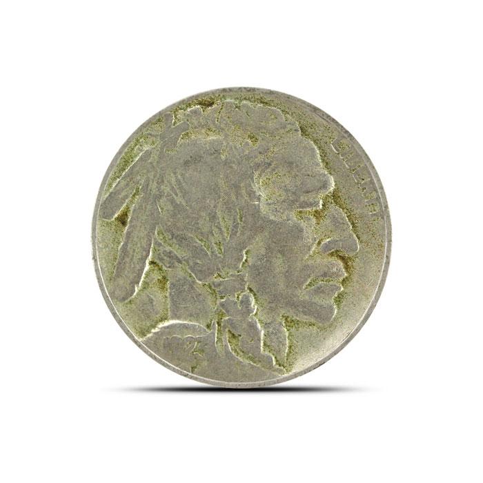 1923 S Buffalo Nickel | Circulated