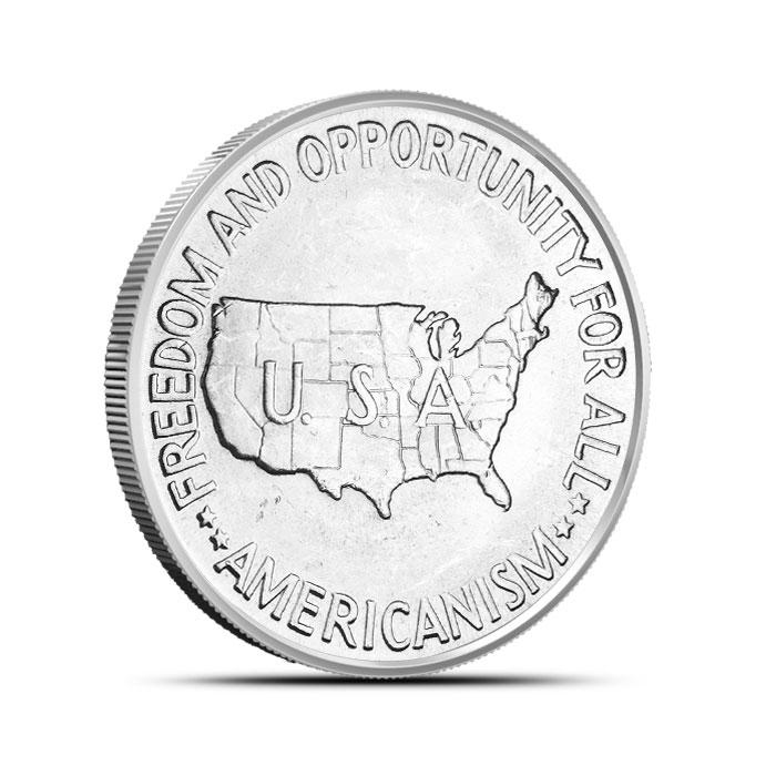 Washington Carver Silver Half Dollar