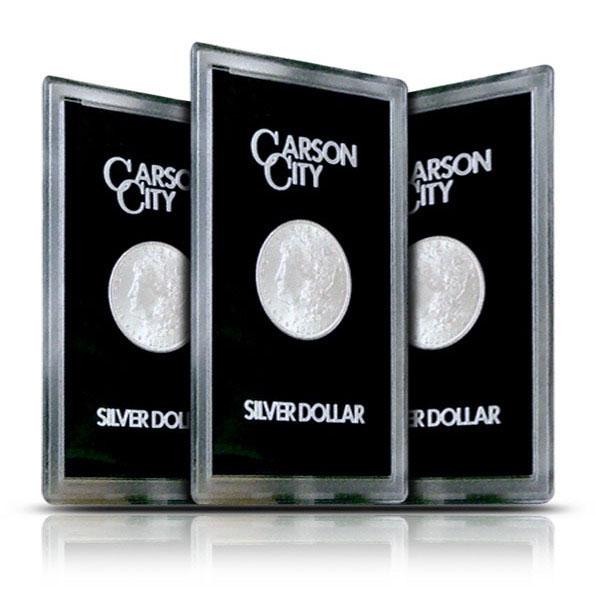GSA CC Morgan Silver Dollars