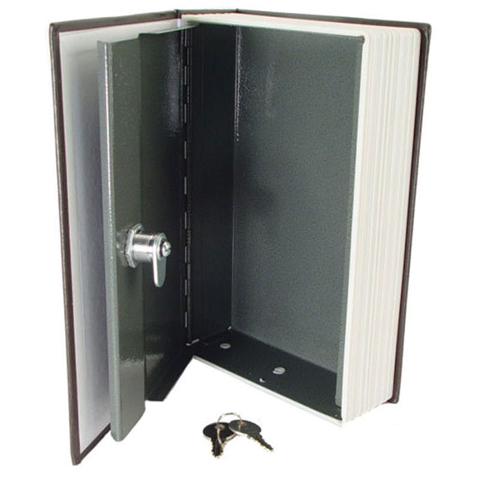 Dictionary Book Safe with Key Lock-8244