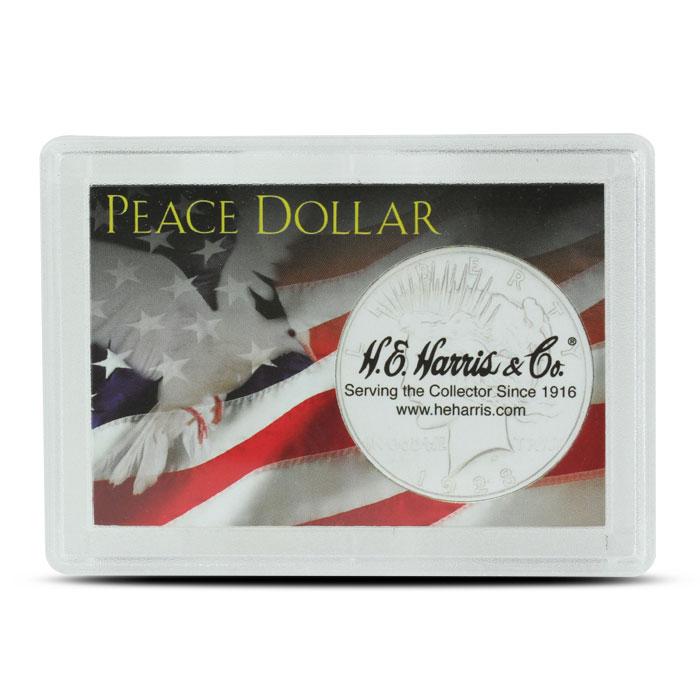 Harris Frosty Case | Peace Silver Dollar
