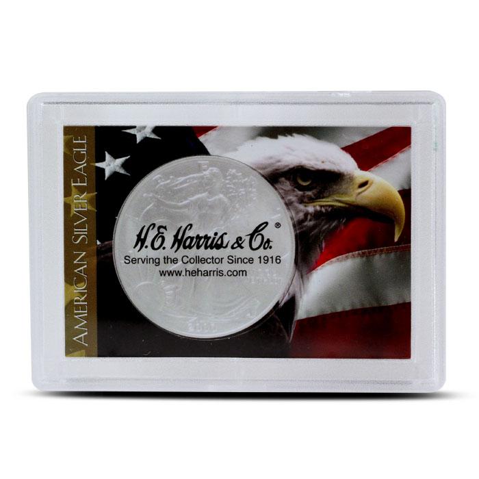 Harris Frosty Case | American Silver Eagle