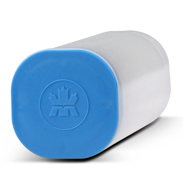 Canadian Wildlife Series | Blue Lid Coin Tube