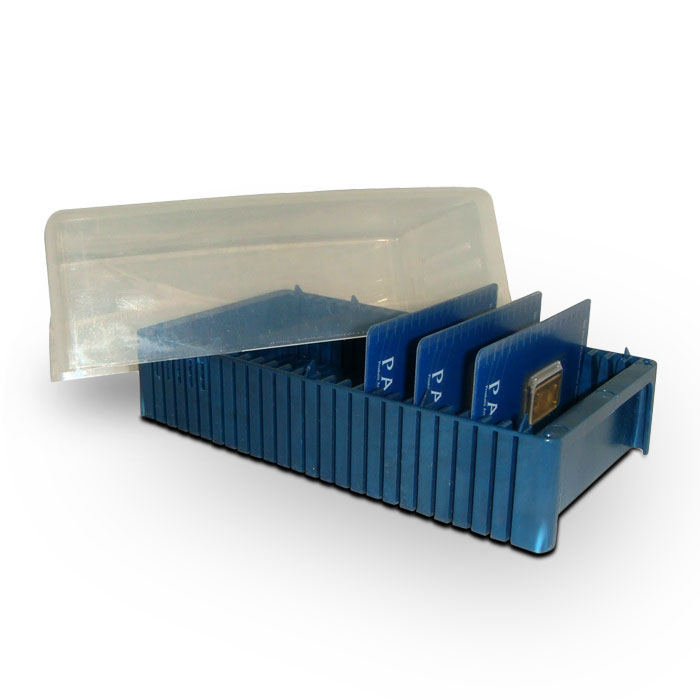 PAMP Suisse Bullion Storage Box | Holds 25 PAMP Carded Bars