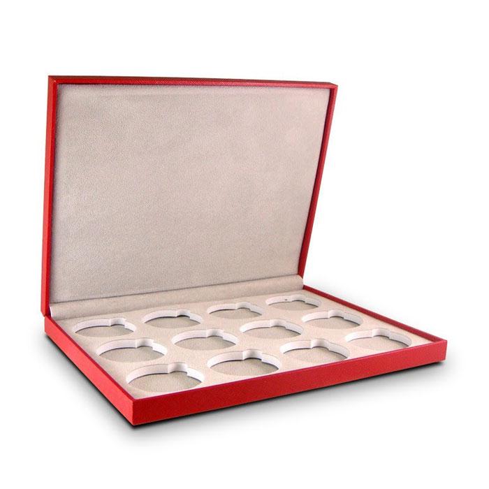 Display Box for 1 oz Silver Perth Mint Lunar Series 2 Coins Open