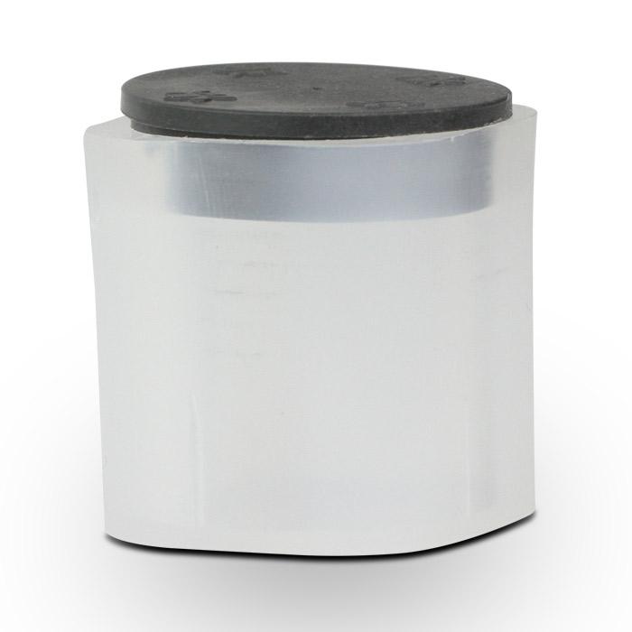 Canadian Platinum Maple | Black Lid Coin Tube