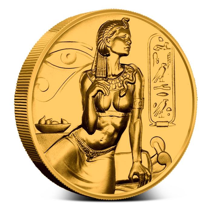 Cleopatra 4 oz Gold