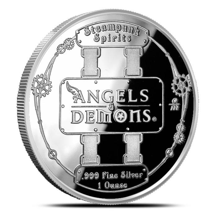 Cornelius 1 oz Silver Round