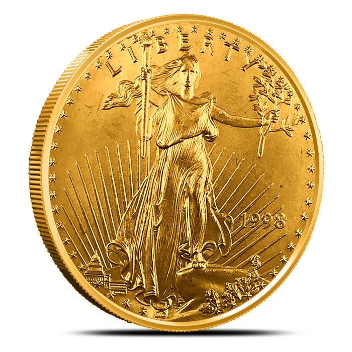 Cull 1 oz American Gold Eagle