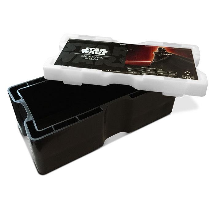 Empty Darth Vader Coin Box