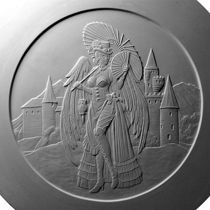 Delphine Angel Sculpt