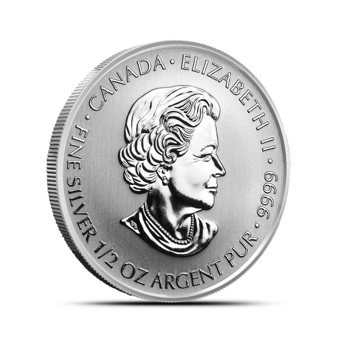 2014/15 Canadian 1/2 oz Silver Devil