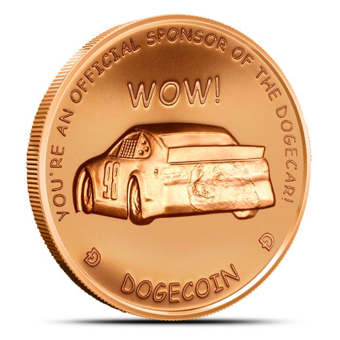 Dogecar Sponsorship Coin