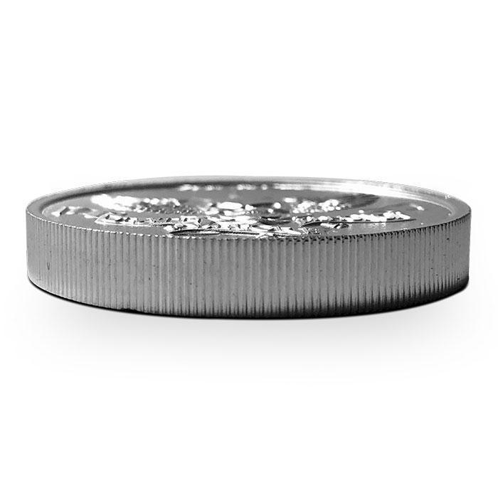 2 oz Silver Round | Morte Prima Di Disonore