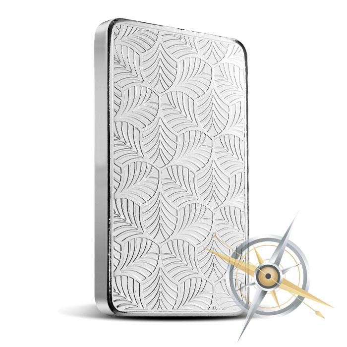 2016 Year of the Monkey 10 oz Silver Bar   Elemetal