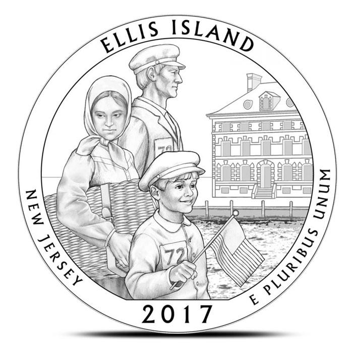 Ellis Island ATB Sketch