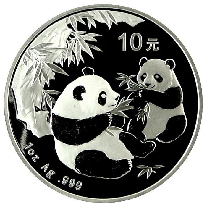 2006 1 oz Chinese Silver Panda-0