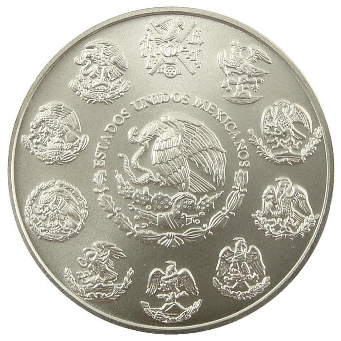 2008 Mexican Silver Libertad 1 oz Coin-4208
