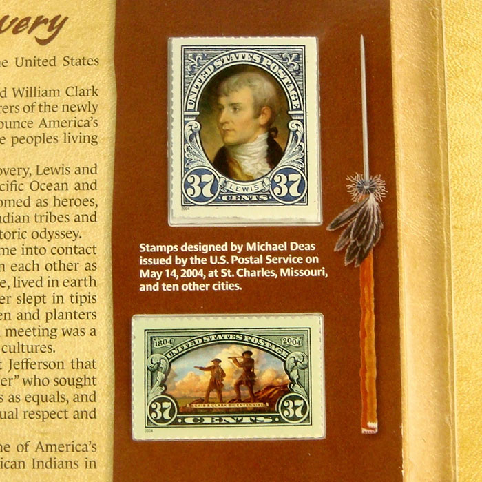"2004 ""The Lewis & Clark Expedition"" Coinage & Currency Set 