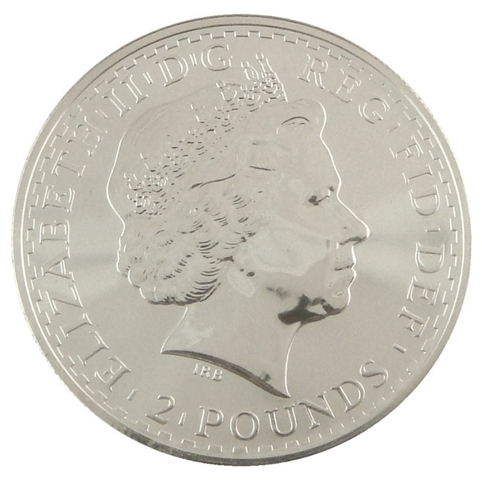 2003 1 oz Silver Britannia-4576