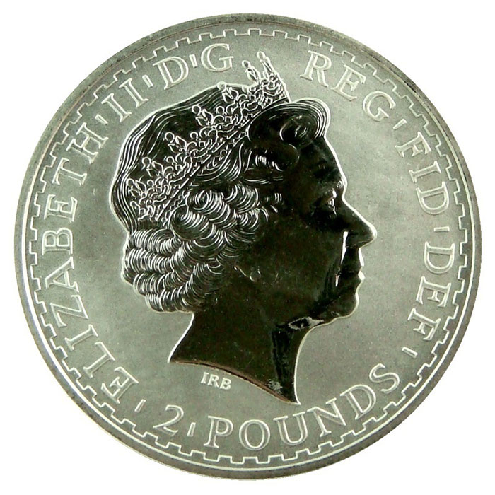 1999 1 oz Silver Britannia-4743