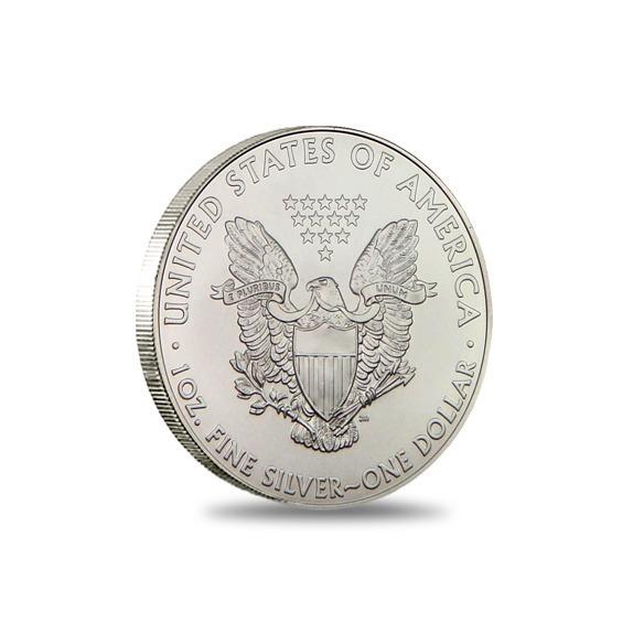 2012 San Francisco American Silver Eagle Monster Box Bullion Coin