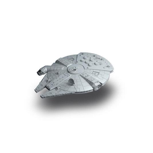 2011 Star Wars Millennium Falcon 1 oz Silver 4 Coin Set