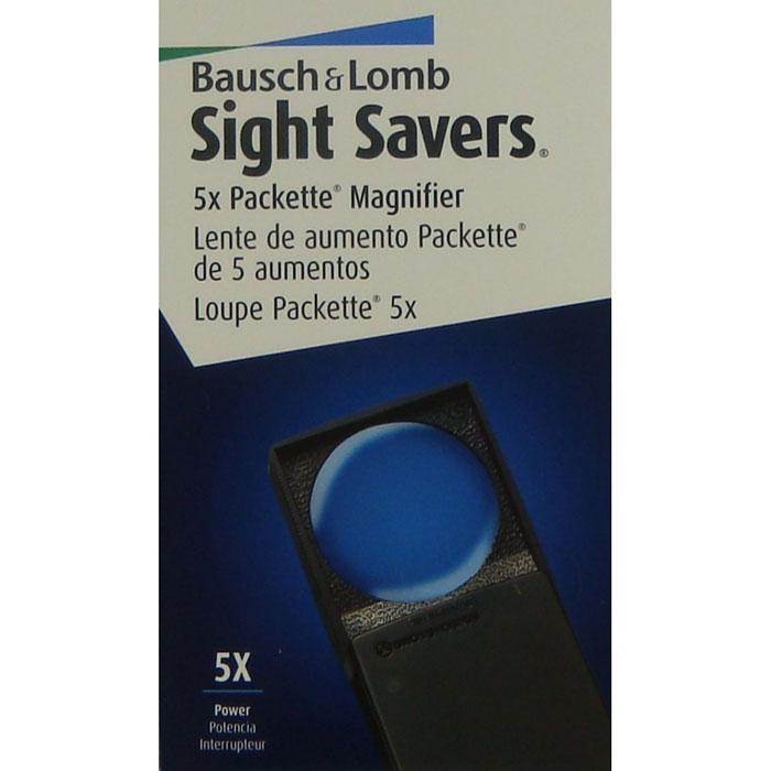 5X Bausch & Lomb Packetter Magnifier